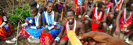 Tanzania Classic Dag 1 Sugar Cane Track