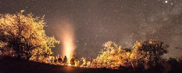 Afrikaanse sterrenhemel