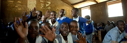 Tanzania Classic Dag 4 Kenya Visit