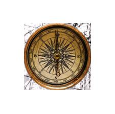 Africa Classic kompas