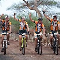 Deelneemster Marion Janssen vertelt over haar Africa Classic ervaringen